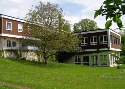 Schullandheim Außenansicht
